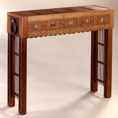 Barry R.Yavener   Roycroft Master Artisan U2013 Fine Handcrafted Wood Furniture  In The Roycroft Tradition Of Simplicity, Expert Craftsmanship And Good  Design.