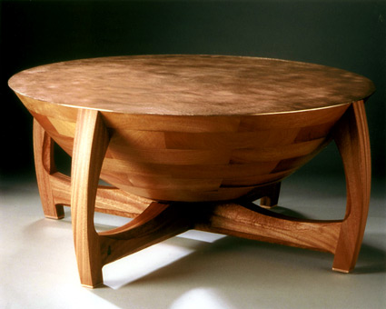 fine furniture coffee table 2